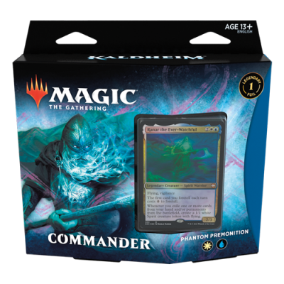 Kaldheim Commander Deck – Phantom Premonition