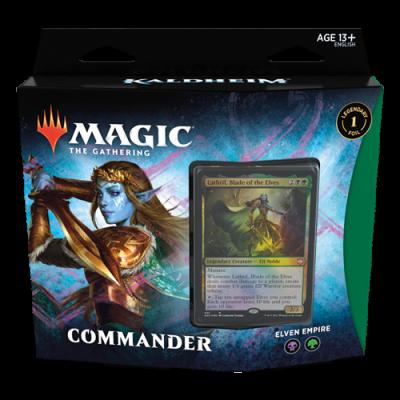 Kaldheim Commander Deck – Elven Empire