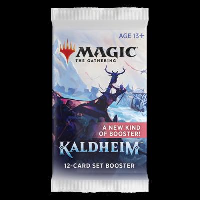 Kaldheim - Set Booster Pack