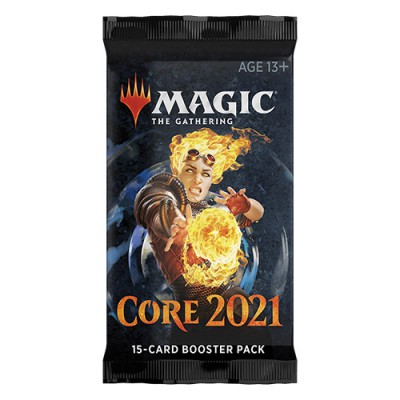 Core Set 2021 - Draft Booster Pack