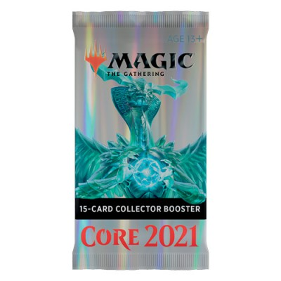Core Set 2021 - Collector Booster