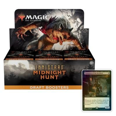 Innistrad: Midnight Hunt – Draft Booster Box