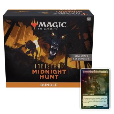 Innistrad: Midnight Hunt – Bundle (8 Set Boosters)