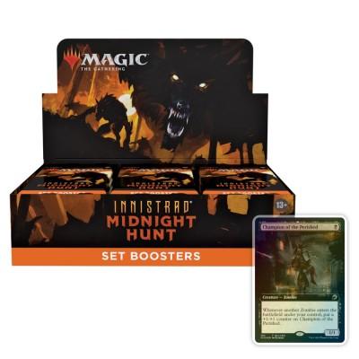 Innistrad: Midnight Hunt – Set Booster Box