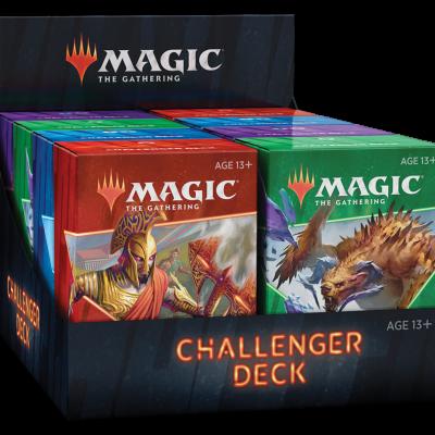 Challenger Deck 2021 – Bundle