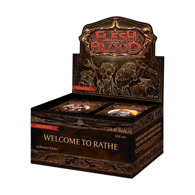 Welcome to Rathe Unlimited – Boosters Box