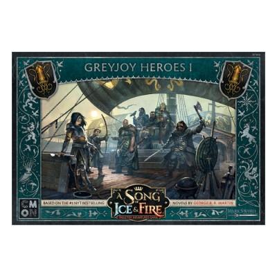 Greyjoy Heroes #1