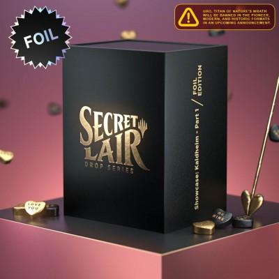 Secret Lair: Showcase: Kaldheim - Part 1 Foil Edition
