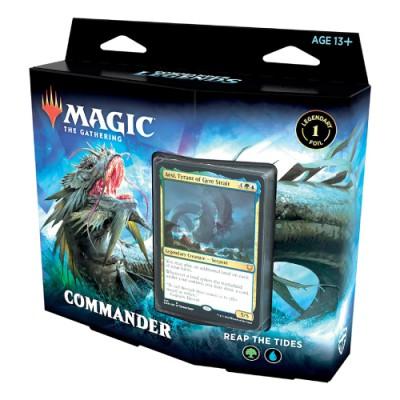 Commander Legends - Commander Deck: Reap The Tides