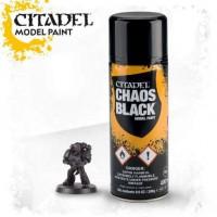 Spray: Chaos Black