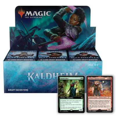 Kaldheim - Draft Booster Box