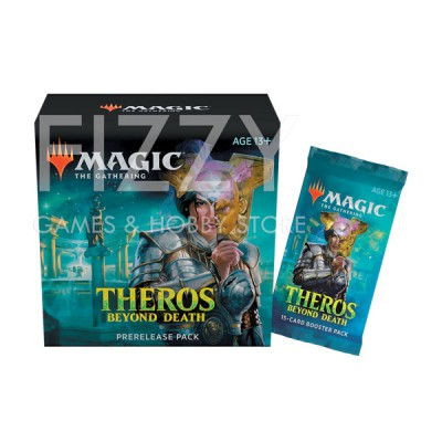 Theros Beyond Death Prerelease pack